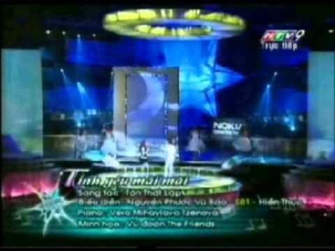 """Project Superstar Vietnam"" - Live TV performance"