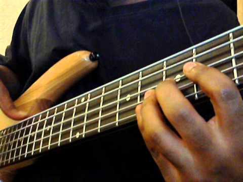 Mali Music-Yaweh (Bass Cover)
