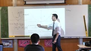 HSC Parametrics Question (1 of 2: Introduction)