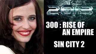 sin city 2 a dame to kill for 300 rise of an empire eva green 2013 beyond the trailer