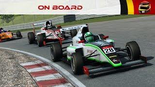 On Board #103 : Knutstorp en F4 (Raceroom) [2K]