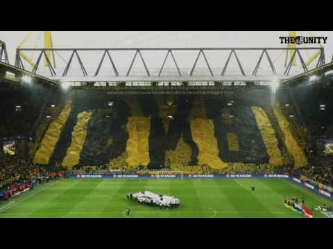 BORUSSIA DORTMUND INTERNATIONAL - AS Monaco CHOREO