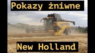 """""""ŻNIWA PO POLSKU"""" z New Holland"""