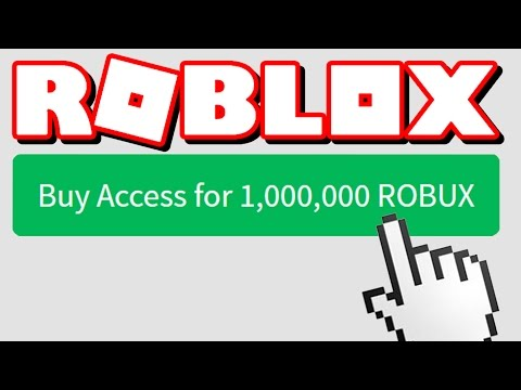 I HAD TO PAY TO PLAY THIS ROBLOX GAME?!