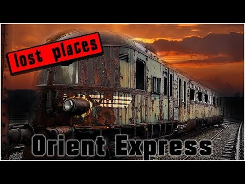 LOST PLACES | DER ORIENT EXPRESS | JACKIETA