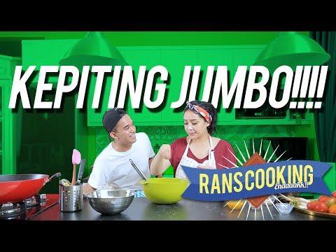 Kepiting Saus Padang Bikin Ngiler ft Chef Anwar