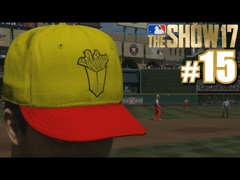 FIRST TIME PLAYING BENNY IN THIS GAME! | MLB The Show 17 | Diamond Dynasty #15