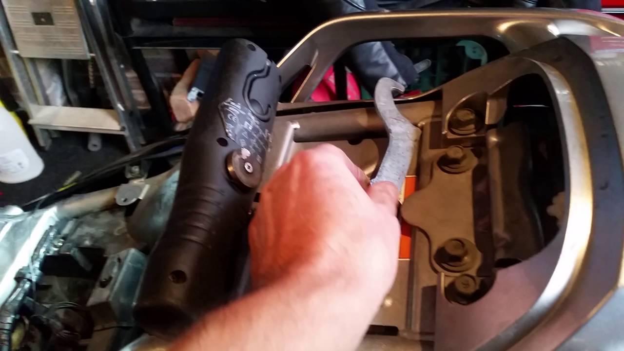 Yamaha Fazer FZ6 rear suspension adjustment