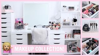 One of Hannah Schroder's most viewed videos: MAKEUP COLLECTION 2017 | HANNAH SCHRODER