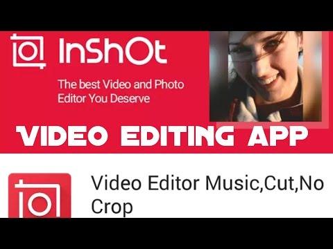 best video editor app ( with music,text,blur,emoji,Nocrop)