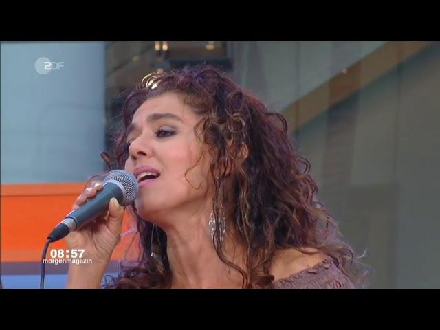 Lily Dahab Live at ZDFmoma performing