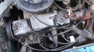 Замена 2 пробок не снимая двигателя ВАЗ 21083