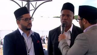 Conversion d'un musulman de la Guyanne française
