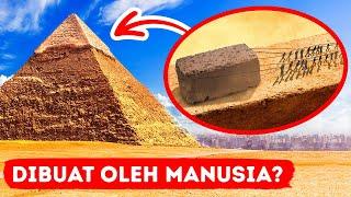 Merekalah yang Membangun Piramida, tapi Caranya Masih Penuh Misteri