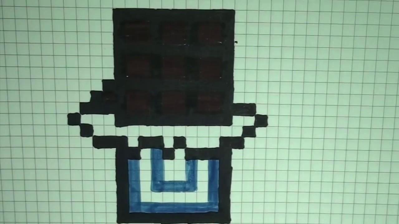 Pixel Art Lettre D Amour Kawaii