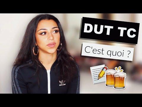 [ DUT TC ] TOUT CE QU'IL FAUT SAVOIR ( Cours, Soirées, Parcoursup... )
