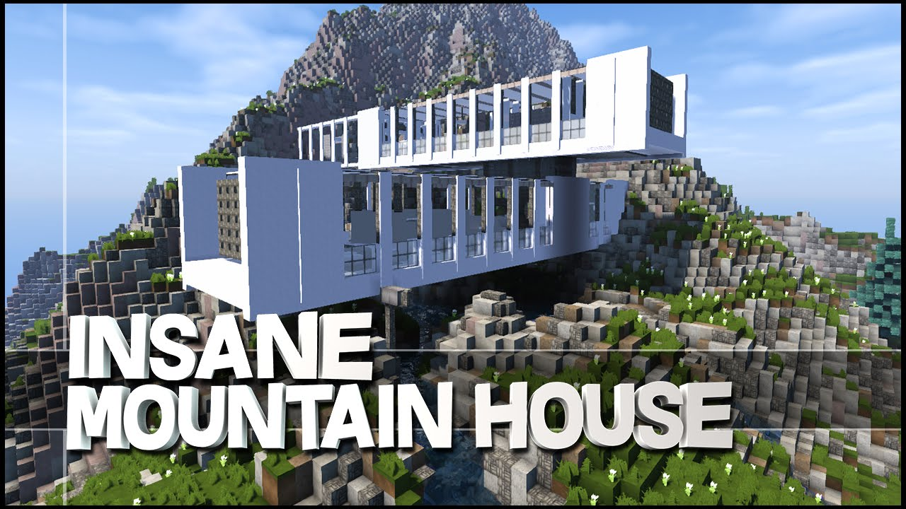 Modern Mountain House