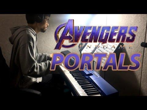 Avengers: Endgame - Portals piano cover by Elijah Lee