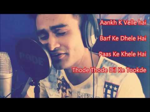 Ude Dil Befikre - Befikre Karaoke With Lyrics