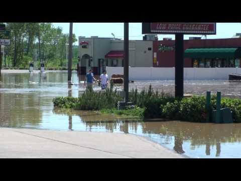 MAY 3 - 2010 - FLOOD - Clarksville TN