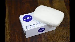 Nivea Creme Soft Creme Soap Review   Beauty Express