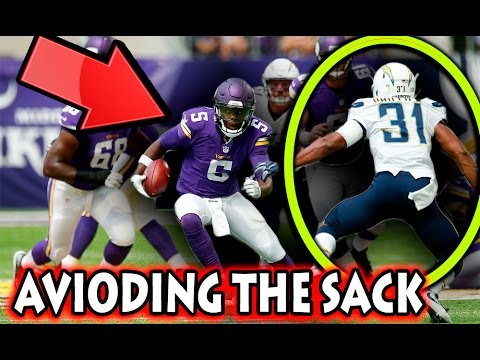 Greatest Quarterback Sack Avoids in Football History