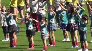 ゆりーとダンス 第13回全国障害者スポーツ大会 開会式 20131012 味の素...
