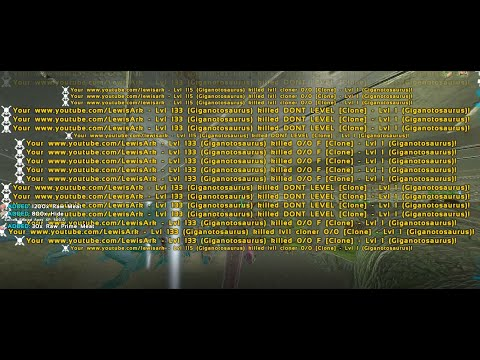 ARK MTS | S4 | Ep 12 | Wiping And Meat Running Valguro Alpha Tree Base
