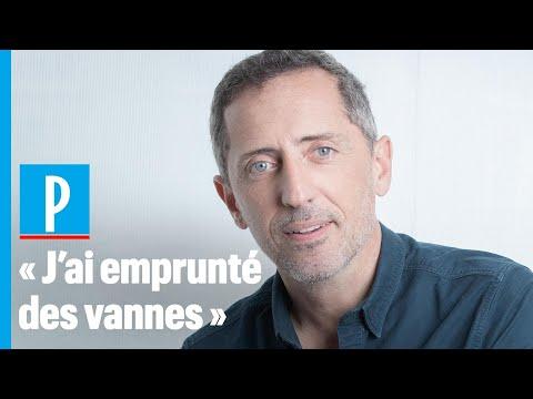 Gad Elmaleh : « Je me suis inspiré de certaines vannes »