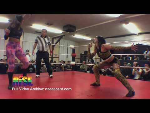 Rosemary vs. Samara Women's Wrestling from RISE 2 - ASCENT
