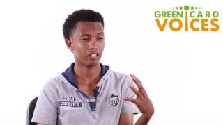 Osman Osman—Green Card Voices