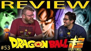 Dragon Ball Super [English Dub] REVIEW!! Episode 53