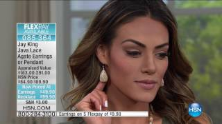 HSN   Mine Finds By Jay King Jewelry 04.20.2017 - 09 AM