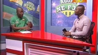 Review of 2018 FIFA World Cup Matches - Agoro Ne Fom on Adom TV (20-6-18)
