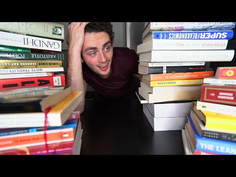 I Read 100 Books In 100 Weeks