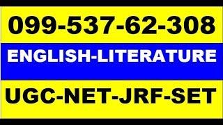english ugc net jrf , ph-09953762308 english literature entrance  syllabus coaching classes