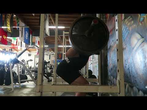 BajheeraIRL - LEG DAY AT METROFLEX LONG BEACH - Natural Bodybuilding Gym Vlog