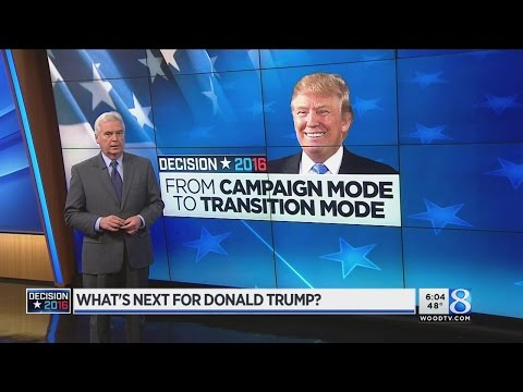politics video donald trump lays agenda first days