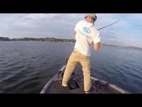 Guntersville Bassin With Jordan Lee