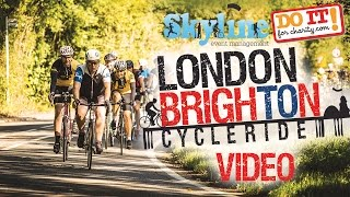 skyline s do it for charity london to brighton cycle