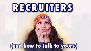 Things to know when talking to a recruiter (Air Force) | Elora Jean