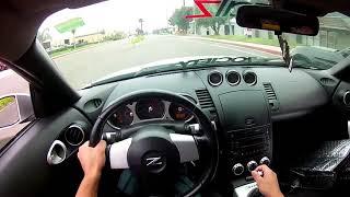 2007 Nissan 350z HR VS 2017 Mustang ecoboost bama tuned