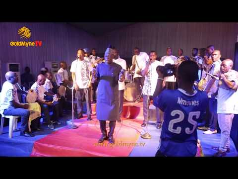 """DR. ADEWALE AYUBA LIVE AT """"THE 3RD CITY PEOPLE REAL ESTATE AWARDS"""" (Nigerian Music & Entertainment)"""