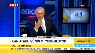 Gün Başlıyor - Can Ataklı (22 Ağustos 2018)  Tele1 TV.mp3