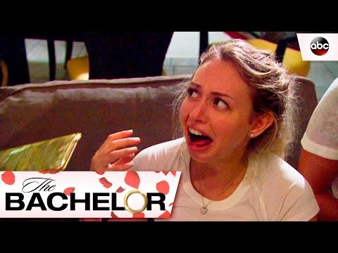 Corinne Tries Dark Chocolate - The Bachelor