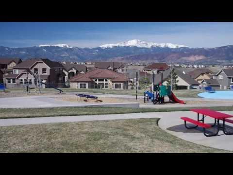 Pine Creek Neighborhood, Colorado Springs, CO 80920