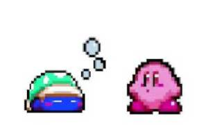 Kirby and Meta Knight: Naps Solve Almost Anything