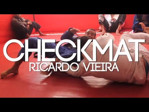 The Passion to Fight: Checkmat BJJ & Ricardo Vieira
