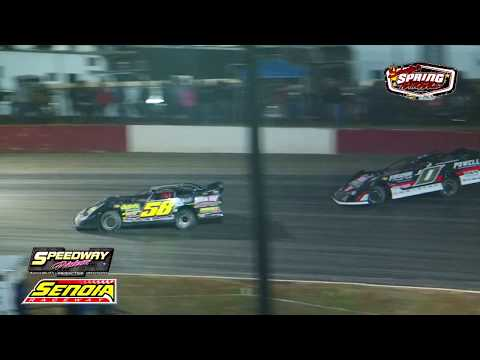 Spring Nationals Series HEAT TWO @ Senoia Raceway March 30, 2018