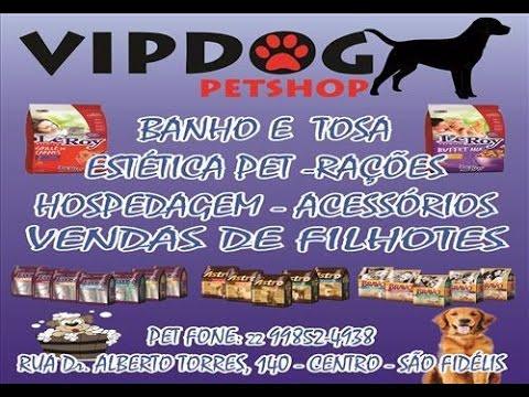 Vip Dog Pet Shop - São Fidélis/RJ